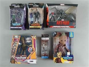 6pc Marvel Figures & Toys NIP w/ Legends