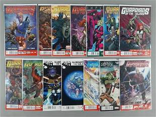 Marvel Now! Guardians of the Galaxy #1-27 Run +