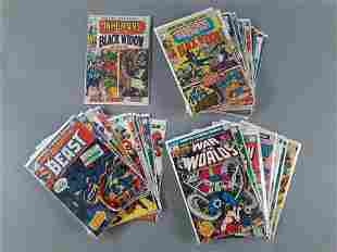 Marvel Amazing Adventures #1-37 Comic Book Run