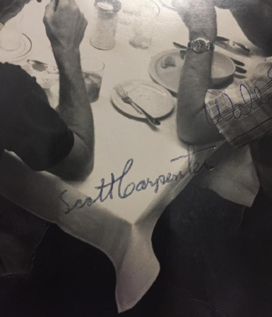 Signed Mercury Seven photograph - 3