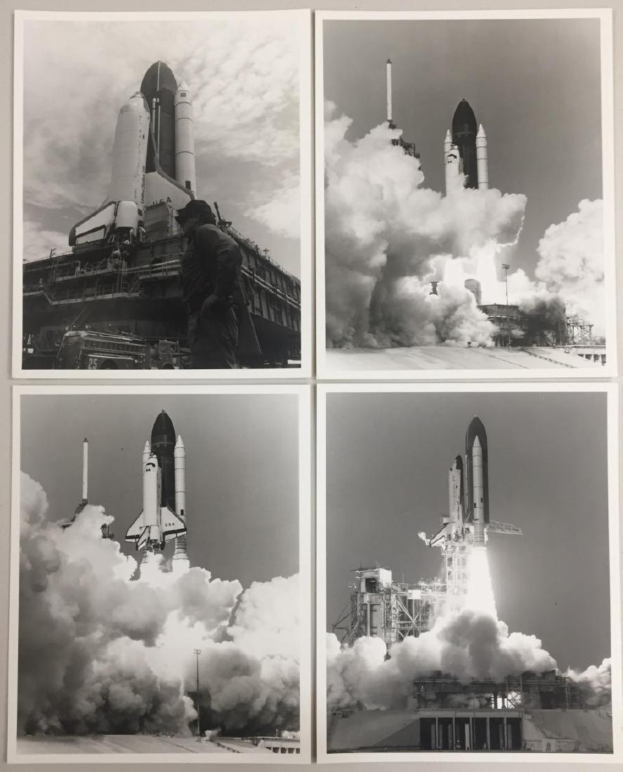 20 Original NASA Early Shuttle Photographs - 2