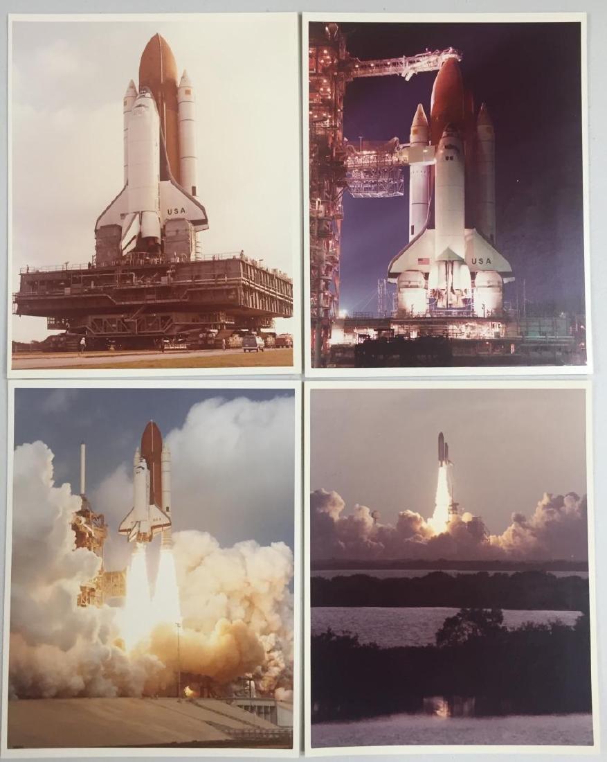 20 Original NASA Early Shuttle Photographs - 3