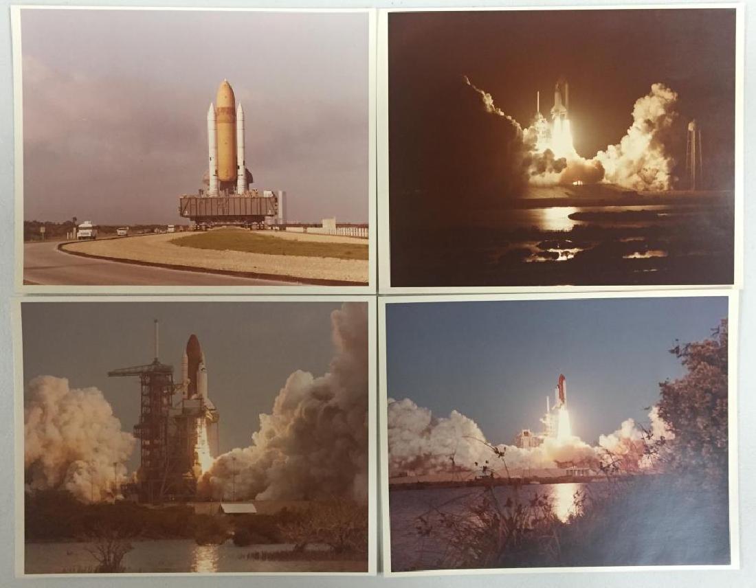 20 Original NASA Early Shuttle Photographs - 4
