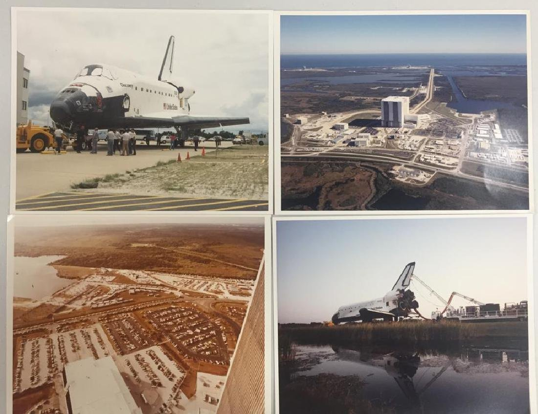 About 50 Original NASA Photographs of the Shuttle - 2