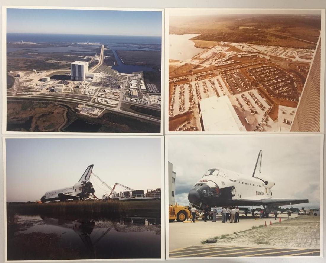 About 50 Original NASA Photographs of the Shuttle - 3