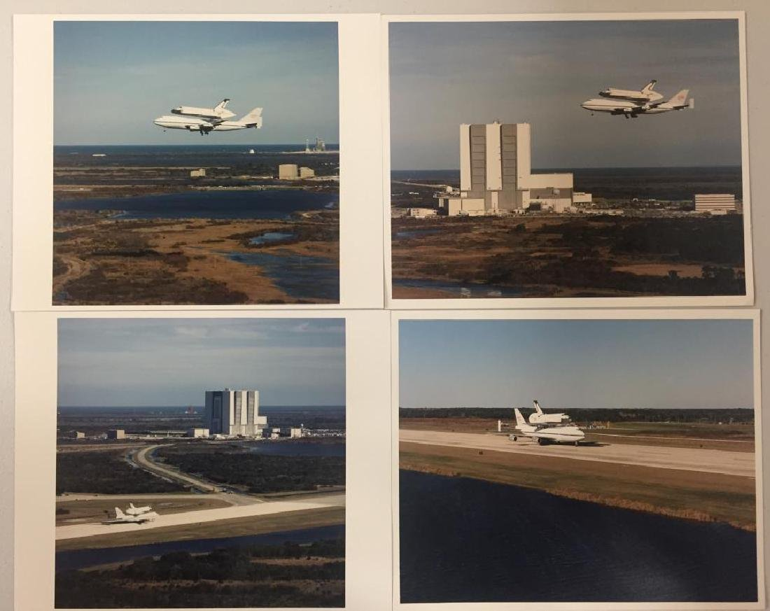 About 50 Original NASA Photographs of the Shuttle - 4