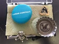 Hard to find Apollo 11 Memorabilia items