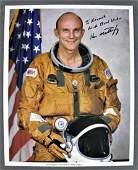 STS-4 Thomas K. Mattingly Signed Lithograph