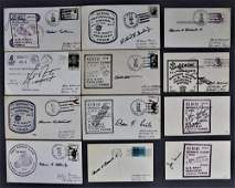 12 - Gemini Signed Mostly Recovery Covers & Cards -