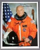 John Glenn Signed Lithograph