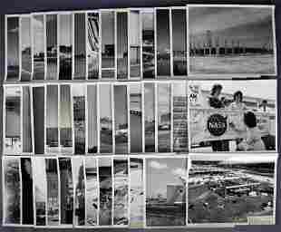 40 - Vintage KSC Builders Construction Photographs