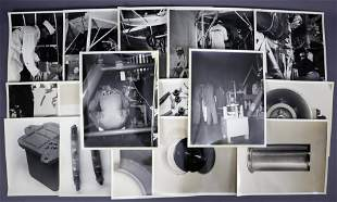 16 - Vintage RCA Mercury Program Inspection Photographs