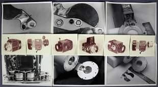 12 - Mercury MA-9 Camera Photographs from 1963