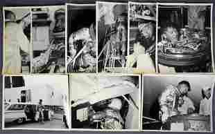 9 - Vintage Wally Schirra Mercury Spacecraft
