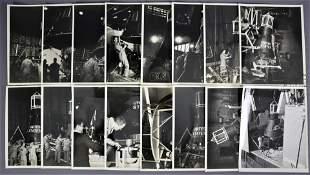9 - Vintage Wally Schirra Mercury Egress Photographs