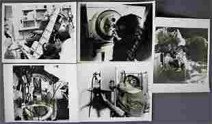 5 - Original Mercury Program Primate Photographs