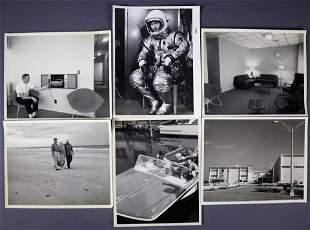 6 - Mercury Era Candid Photographs