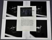 4 - Lunar Module Spider Original Photographs & Positive