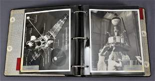 77 - Ranger Spacecraft & Satellite NASA Photographs
