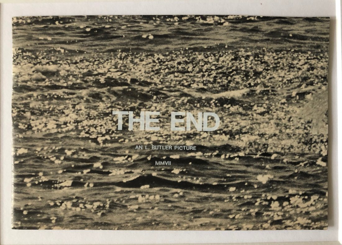 Luke Butler, The End, 2007, Collage - 2
