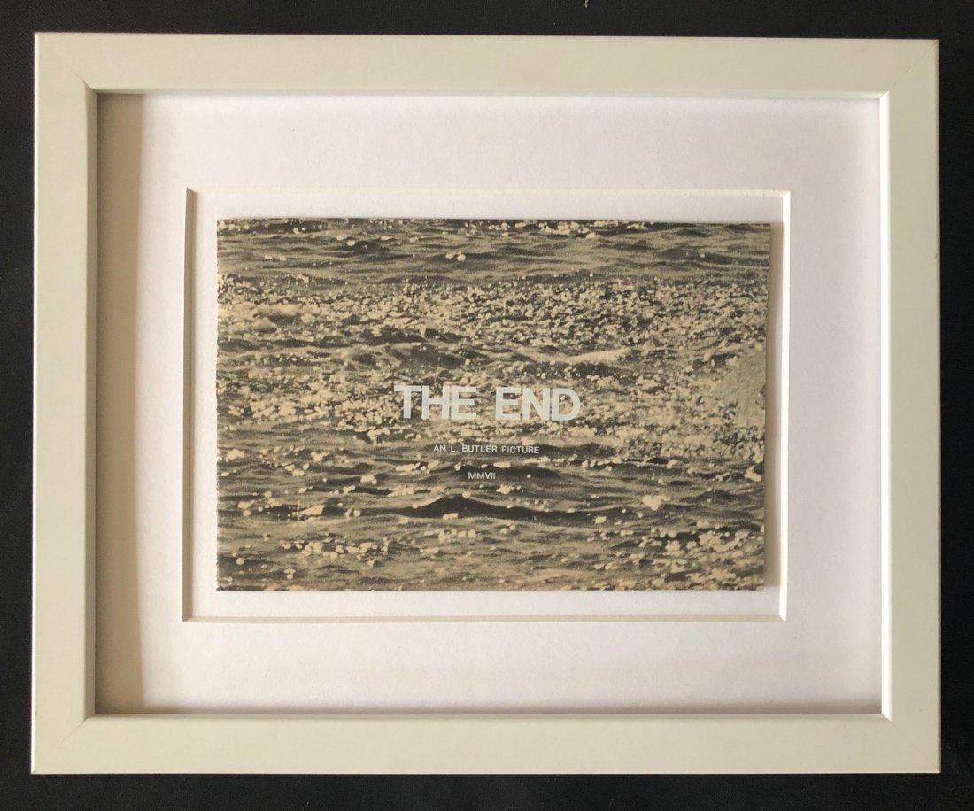 Luke Butler, The End, 2007, Collage - 3