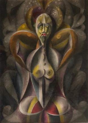 Ben Berlin, Early Los Angeles Surrealism