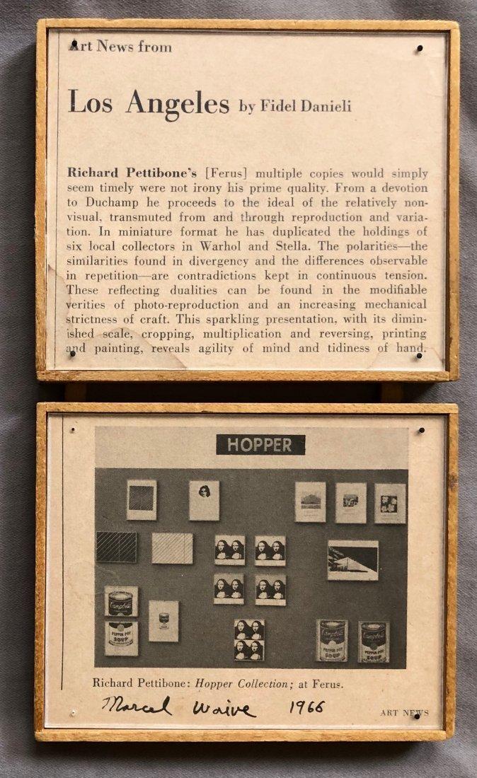 Richard Pettibone, Dennis Hopper Collection, 1966