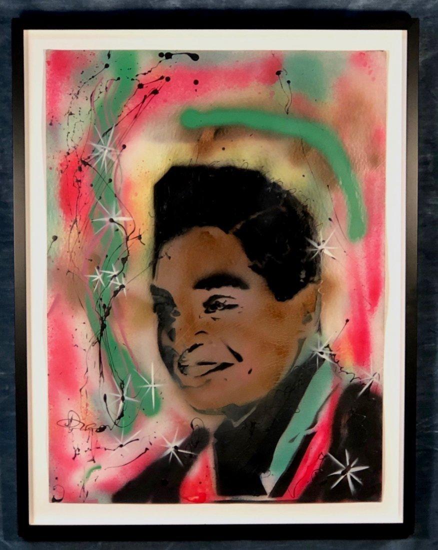 Scott Williams, 1980s Stencil Street Art - 2