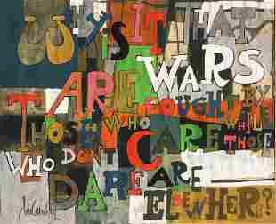 Jae Carmichael LA Filmmaker 1960s Text Piece