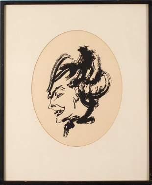 Beat Generation Peter Leblanc John Wieners Portrait