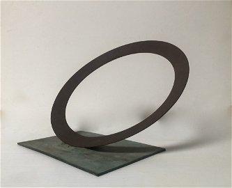 Roger Berry 1980s Minimalist Sculpture