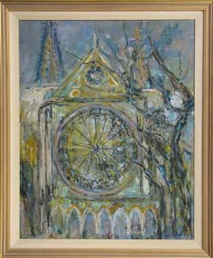 Marie Piscioneri Australia Cathedral