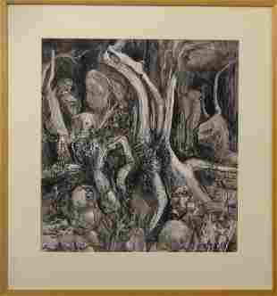 Winifred Knight 19212008 Australia Forest Forms