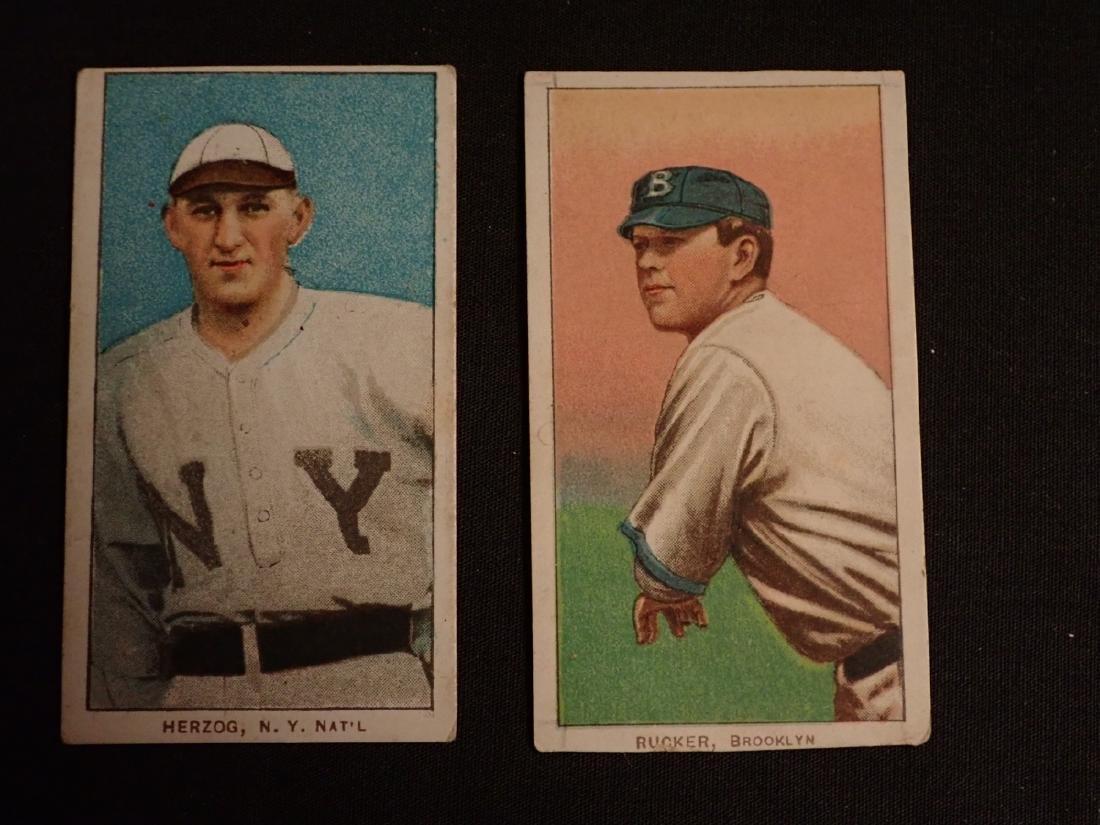 T206 Baseball Card Lot Original
