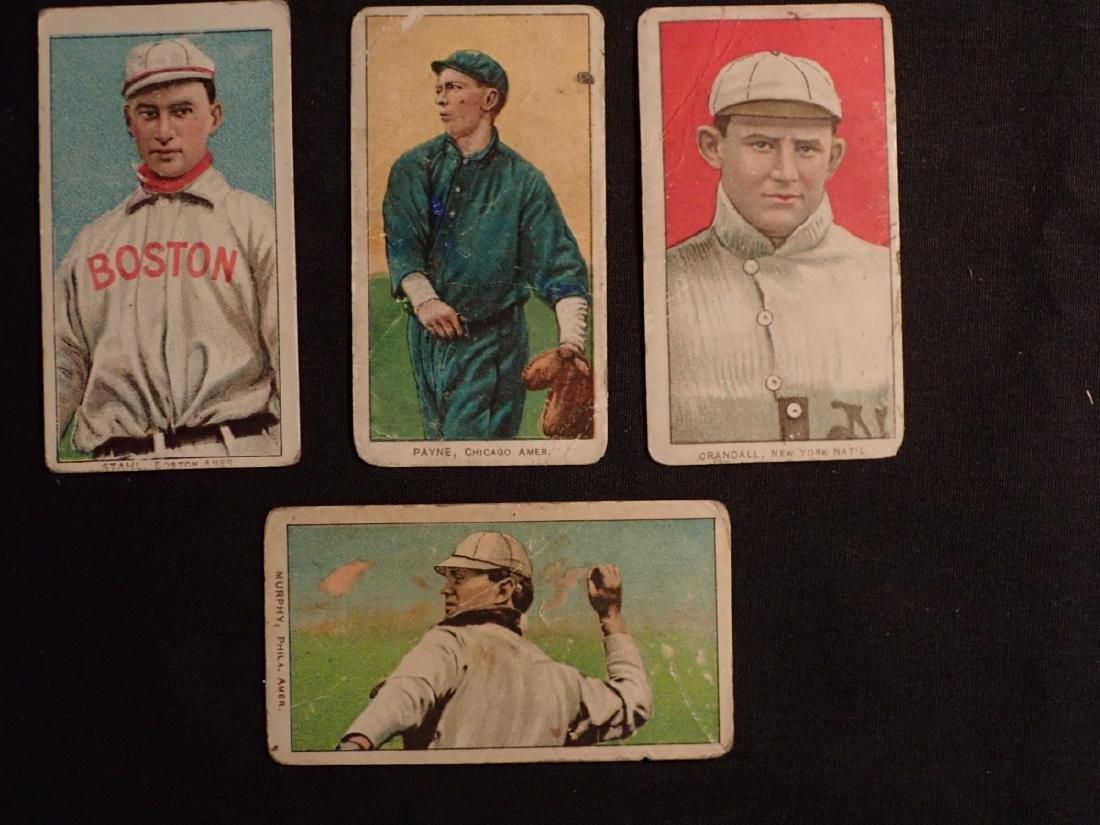 T206 Baseball Player Lot - Original