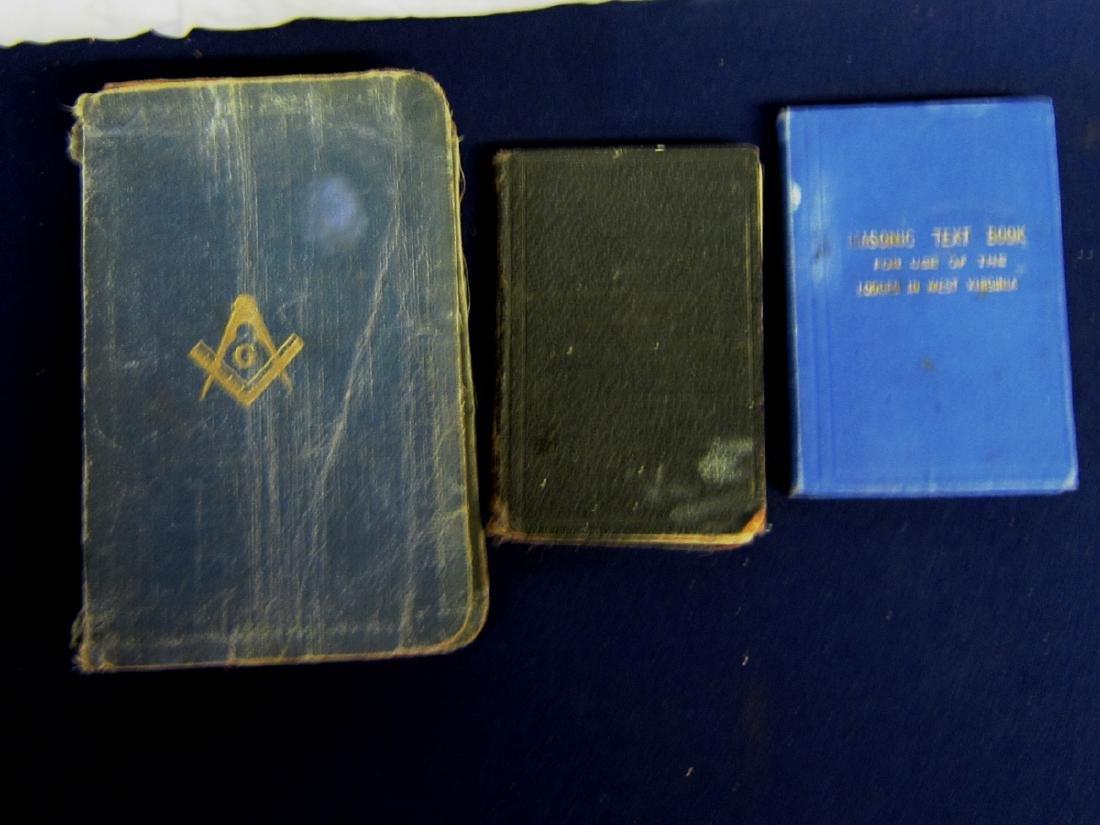 Masonic Book Lot