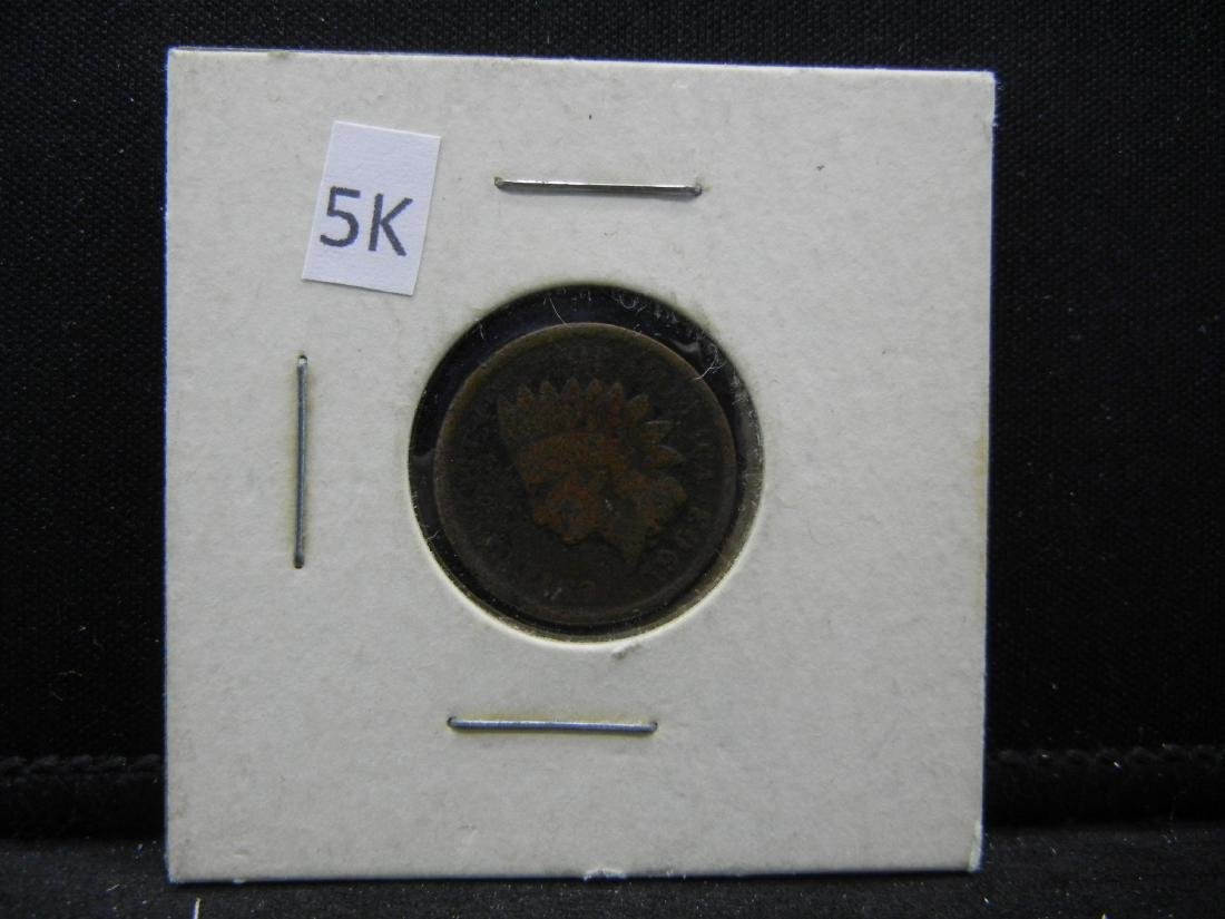1903 Indian Head cent - 3