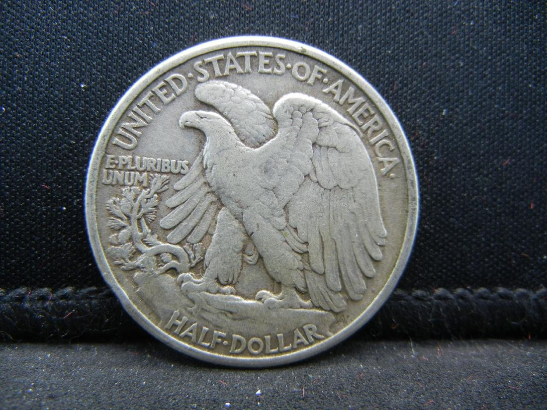 1940 Walking Liberty Half Dollar - 2