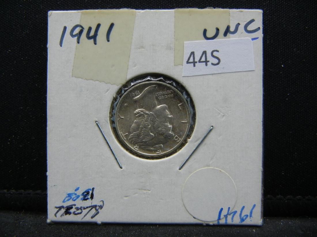 1941 Mercury Dime - 3