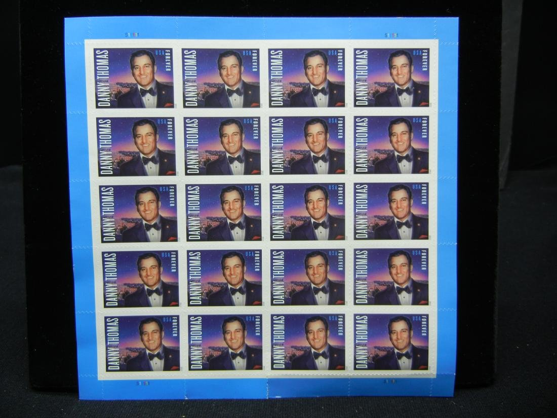 20 Danny Thomas Stamps