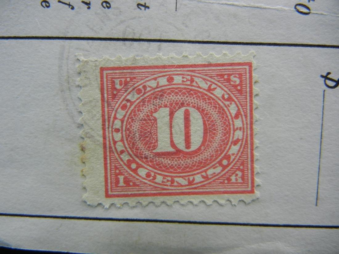 1920 Antelope, Montana.  $500 Promissory Note. - 3