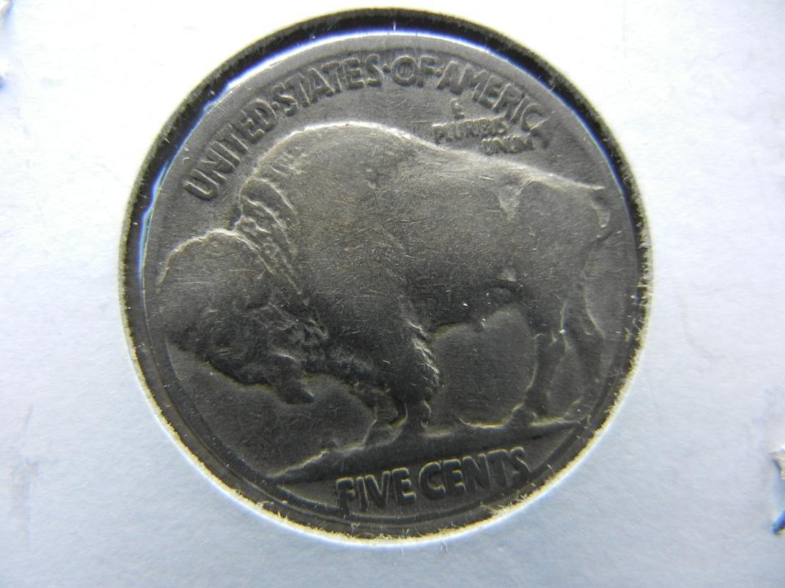 1918 Buffalo Nickel - 2