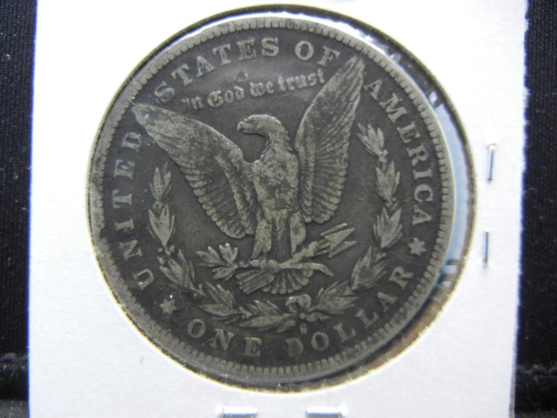 1879-S Morgan Silver Dollar - 2