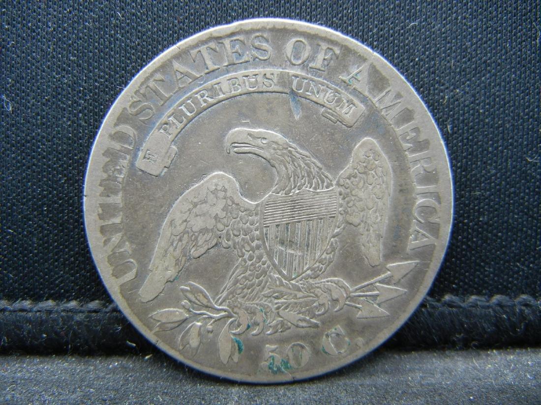 1826 Draped Bust Half Dollar. - 2