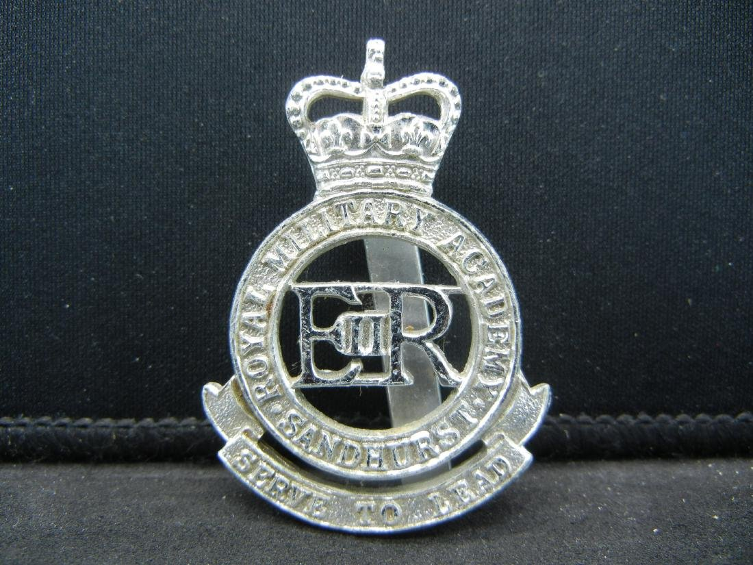 Royal Military Academy Sandhurst Serve and Lead Pin