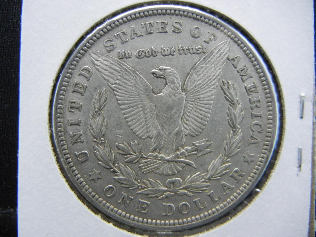 1921 Morgan Silver Dollar - 2