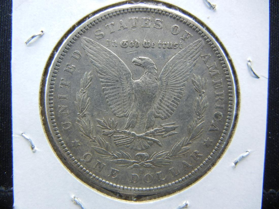 1882-S Morgan Silver Dollar - 2