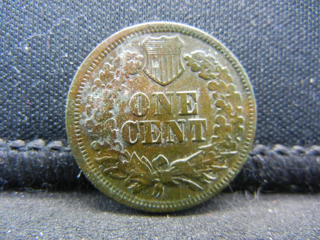 1867 Indian Head Cent. - 2
