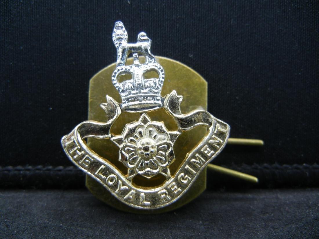The Loyal Regiment Pin