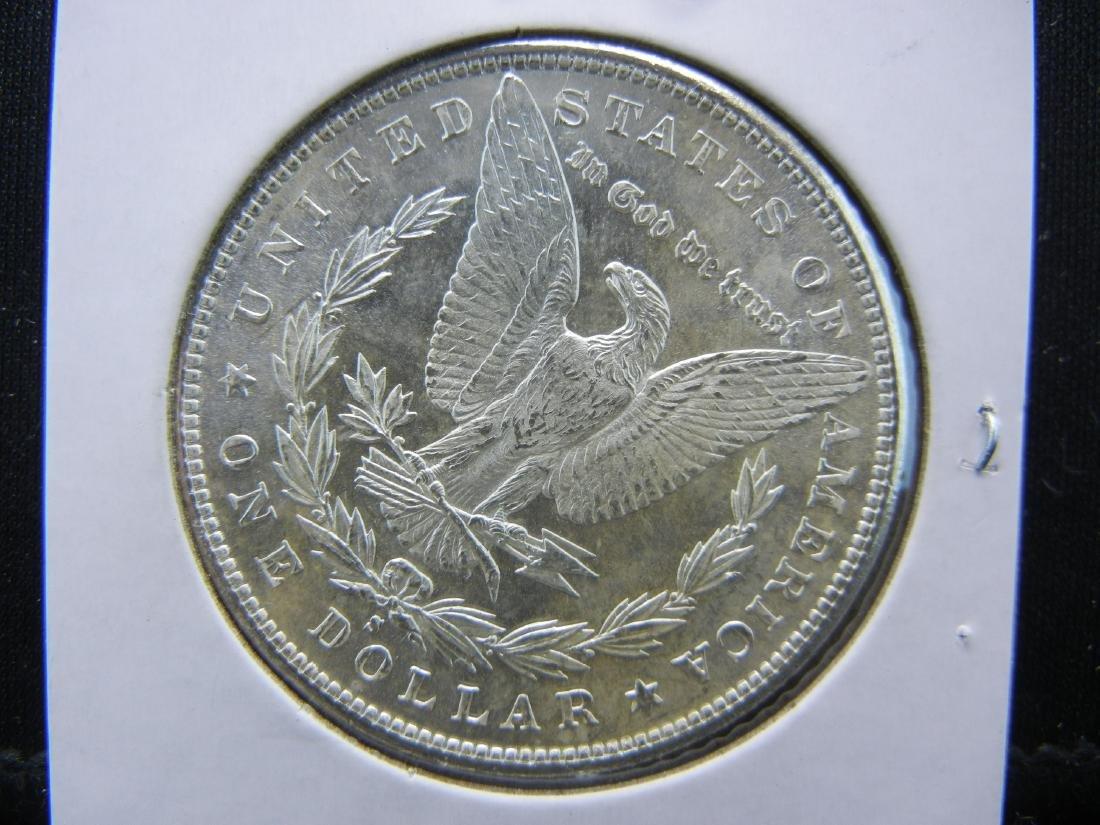 1881-S MS Morgan Silver Dollar - 2